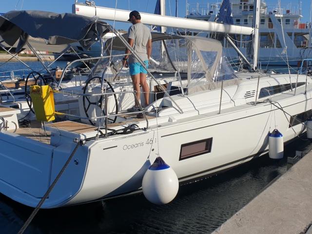Beneteau Oceanis 46.1 (2020)
